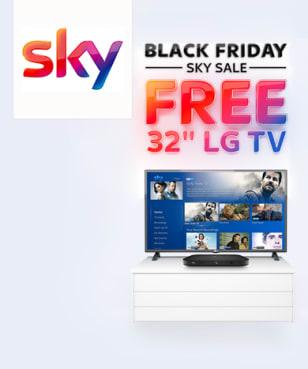 Sky - Black Friday