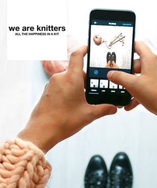 We are Knitters - 20% off