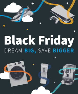 Save Bigger this Black Friday - Click Here for Great Offers