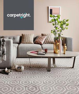 Carpetright - £25 Gift Card LIGHT