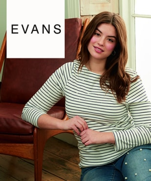 Evans - £15 Off