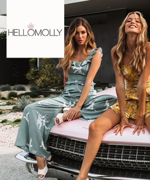 Hello Molly - 10% off