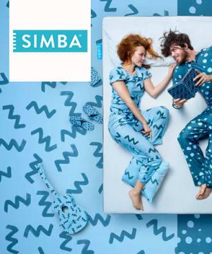 Simba Sleep - 50% Off