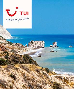 TUI Holidays - €50 off