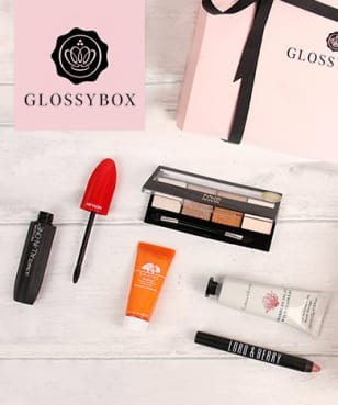 GLOSSYBOX - 12% off
