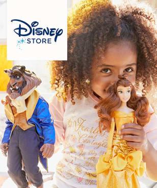 Disney Store - 20% off