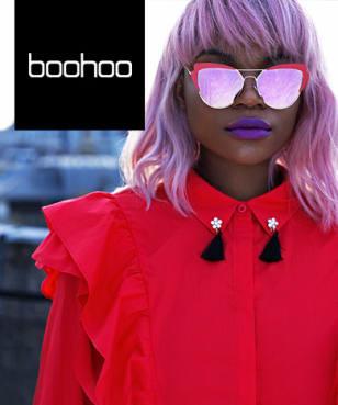 boohoo - 25% off