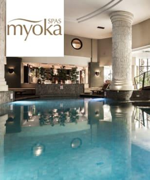 Myoka Spa - 50% off