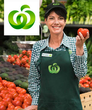 Woolworths Online - 5% off