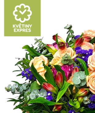 Květiny Expres - Sleva 10%