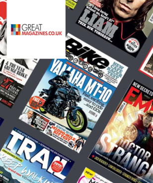 Great Magazines - 15% Off