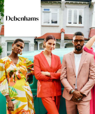 Debenhams - 70% Off