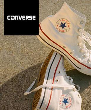 Converse - 50% off