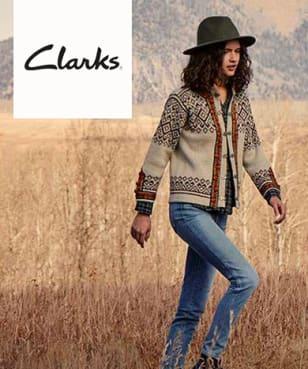 Clarks - super de réductionre