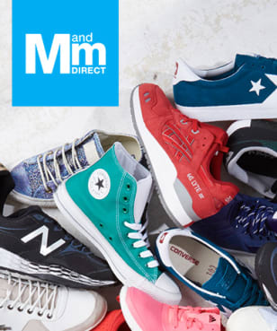 M and M Direct IE - 50% Off