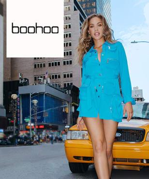 boohoo.com - 10% off