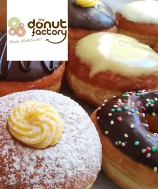 The Donut Factory - Great Deal