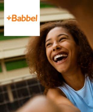 Babbel - 40% Rabatt
