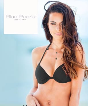 Blue pearls - 15% off