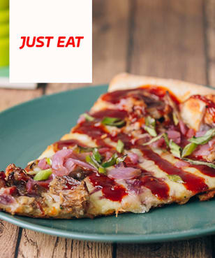 Just Eat - Limited Time
