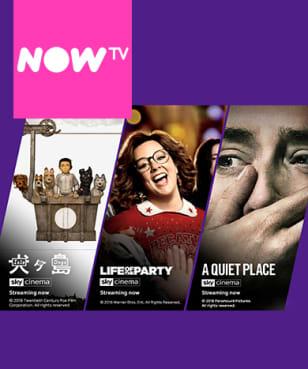 NOW TV - Amazing Discount