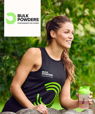 Bulk Powders - €10 Off