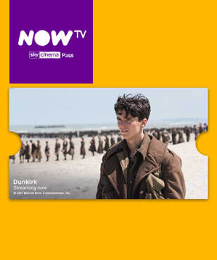NOW TV - 50% off