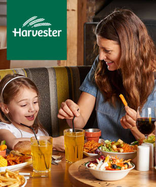 Harvester - Kids Eat £1 LIGHT