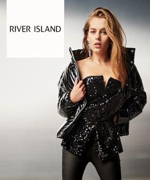 River Island - 60% off