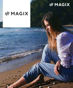 MAGIX Software - Exklusives Angebot
