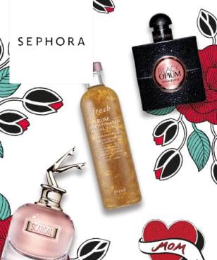 Sephora - Bis zu 100€