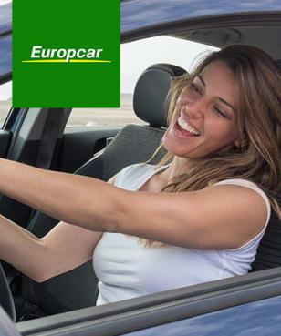 Europcar - 15% Off