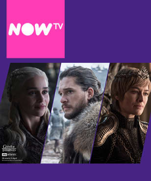 NOW TV - 55% Off