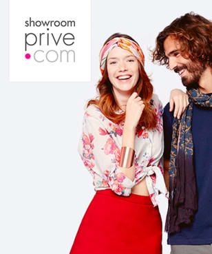Showroomprive - up to 70% off