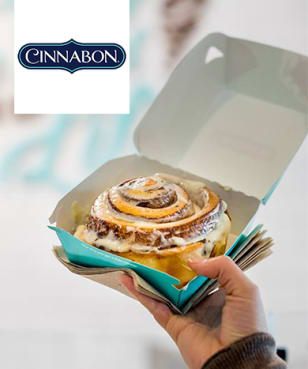 Cinnabon - Hot Pick