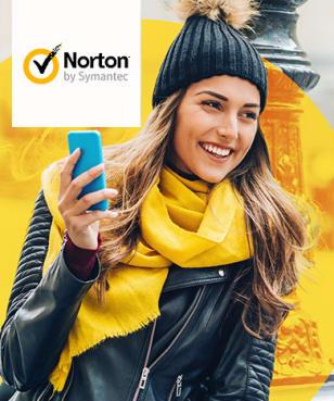Norton by Symantec - 44% OFF