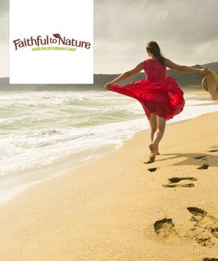 Faithful To Nature - R100 Off