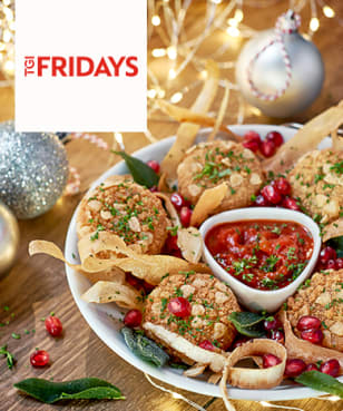 T.G.I Fridays - Christmas