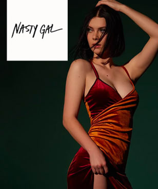 Nasty Gal - 50% off