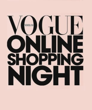 Alleen vandaag 20% Korting bij je favouriete merken tijdens VOGUE Online Shopping Night!