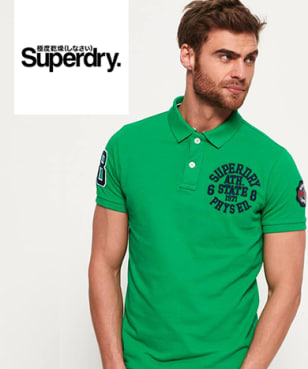 Superdry - 10% off