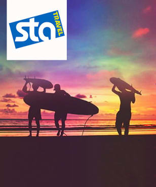 STA Travel - $200 Off
