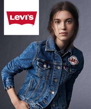 Levi's - 50% Korting