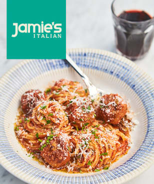 Jamie's Italian - 25% Off
