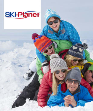 Ski planet - 15€ off