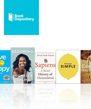 The Book Depository - 60% Off