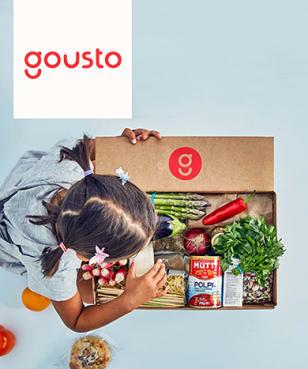 Gousto - Exclusive