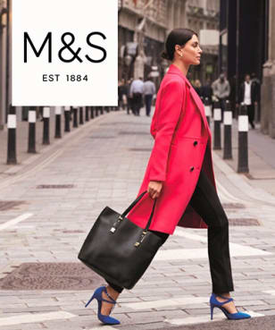 Marks & Spencer - 50% off