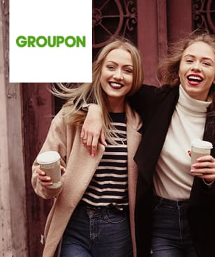 Groupon - Exclusive code