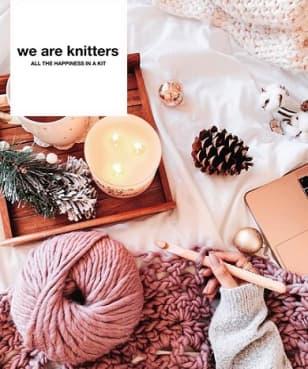 we are knitters - 25% Rabatt